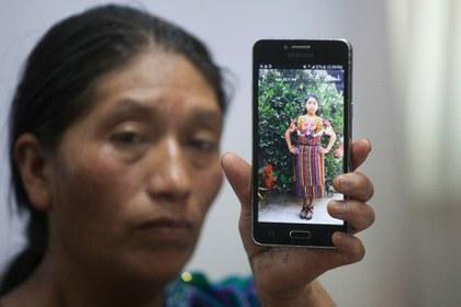 Familia de migrante asesinada por agente fronterizo de EU pide justicia