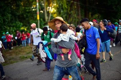 Caravana migrante 2 lúnes 22 de octubre 2018.jpg