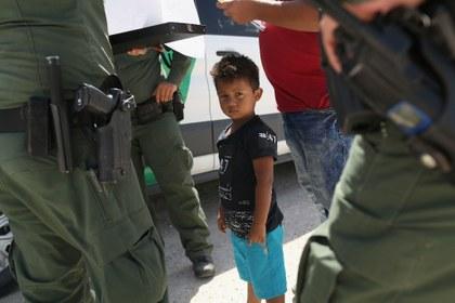 AFP Niños no acompañados 2.jpg