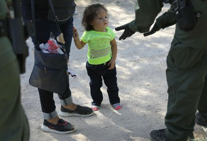 AFP niños arrebatados .jpg
