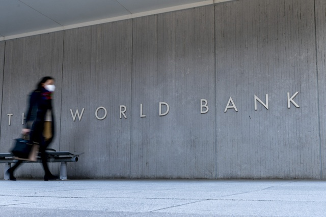 Sede del Banco Mundial en Washington.